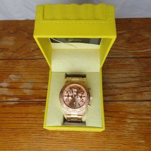 Men's Rose Gold Invicta Watch - New in Box